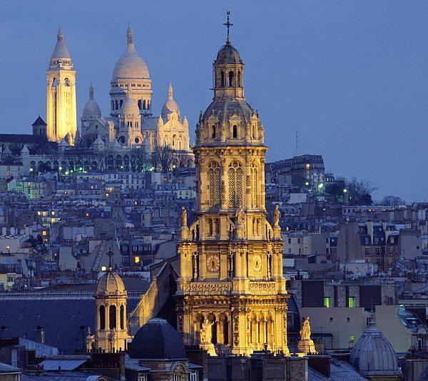 Paris Sehensw U00fcrdigkeiten Tipps  Hauptstadt Von Frankreich