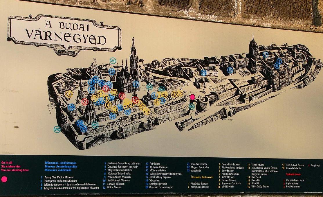 Burg - Budai vár