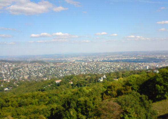 Normafa - Berge