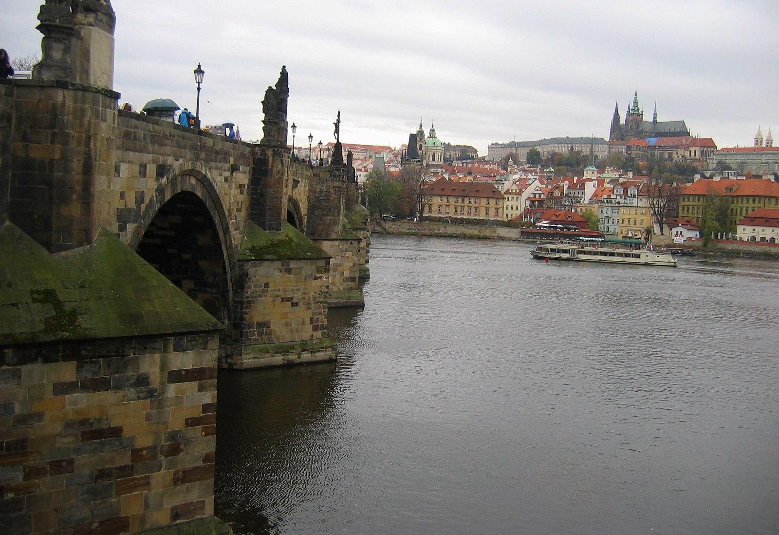 Die Karlsbrücke
