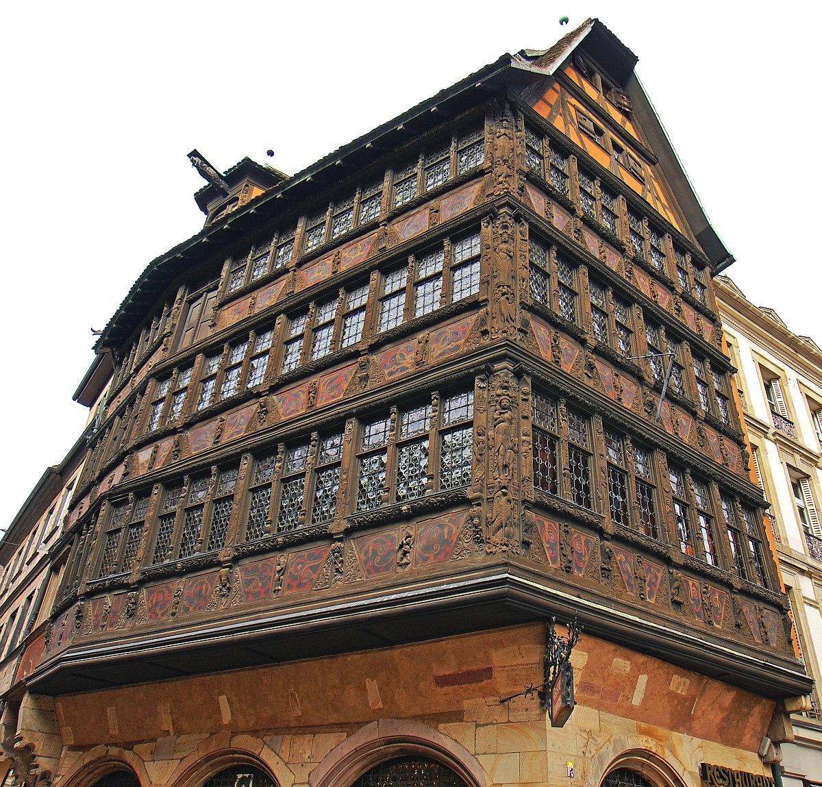 Kammerzellhaus Straßburg
