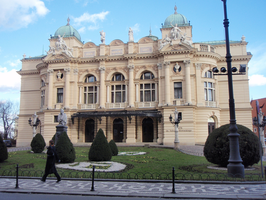 Slowacki Theater