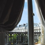 Blick Hotel Raphael Paris