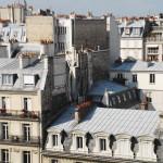 Dachterrasse Paris