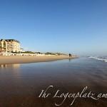 Hotel Miramar am Meer