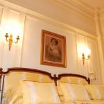 Hotel Raphael Paris Bett