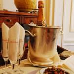 Hotel Raphael Paris Champagne Service