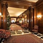 Hotel Raphael Paris Lobby