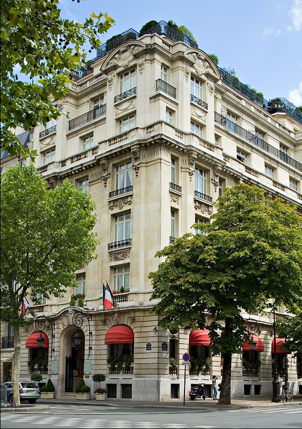 Hotel Raphael, 17 Avenue Kléber 75116 Paris
