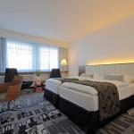 Radisson Blu Basel - Hotel Zimmer