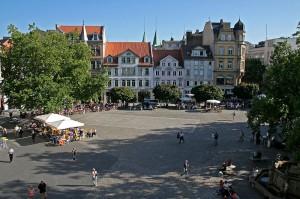 Braunschweig - Stadtzentrum