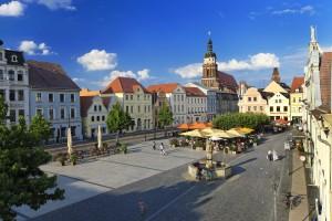 Cottbus Stadtzentrum