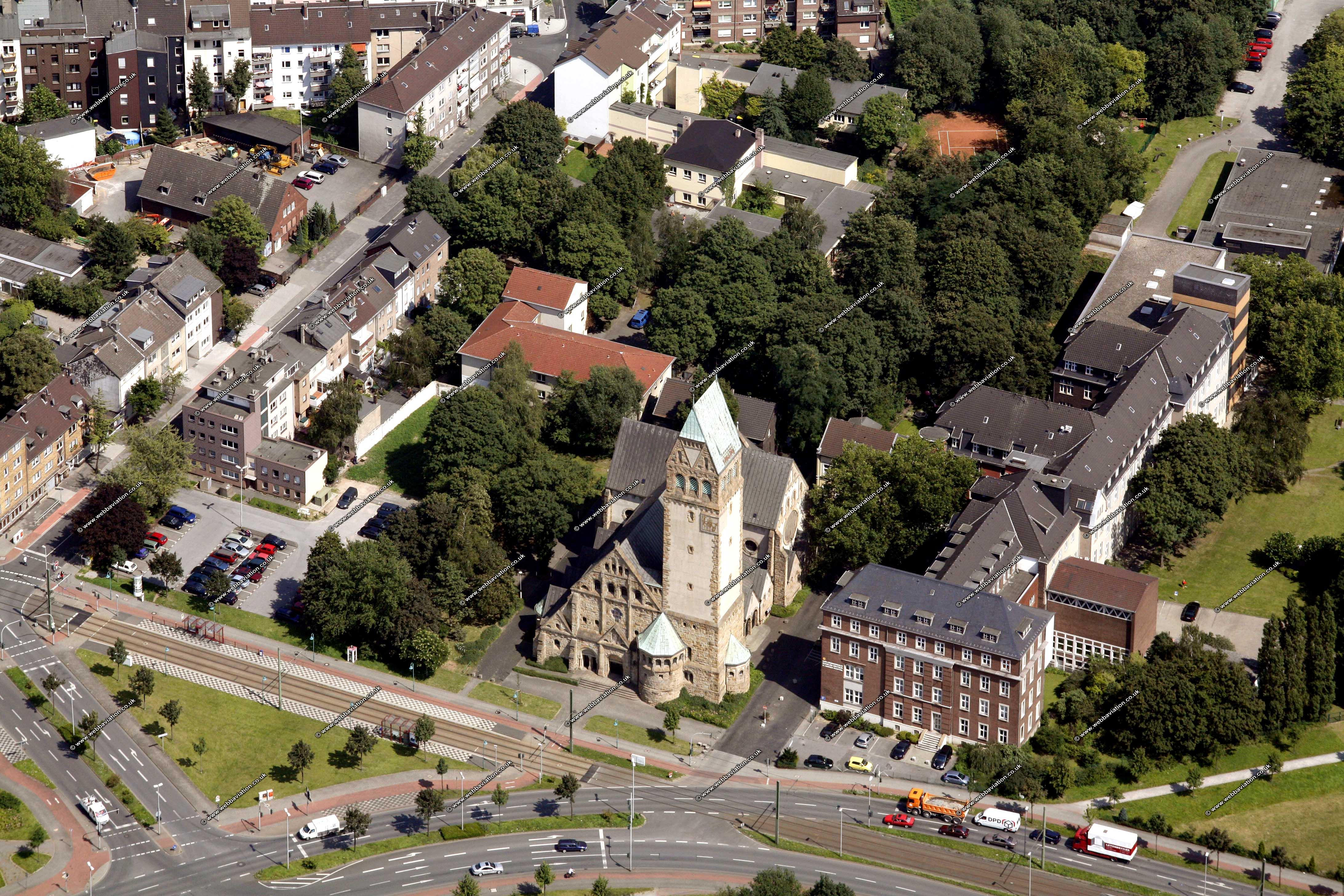 Dellplatz Duisburg