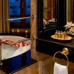 Badezimmer Hochzeitreise