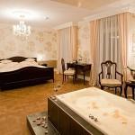 Heliopark Bad Hotel zum Hirsch Doppelbett