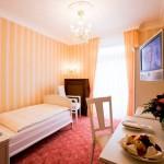 Heliopark Bad Hotel zum Hirsch Einzelzimmer