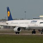 Lufthansa Airbus Baden-Baden