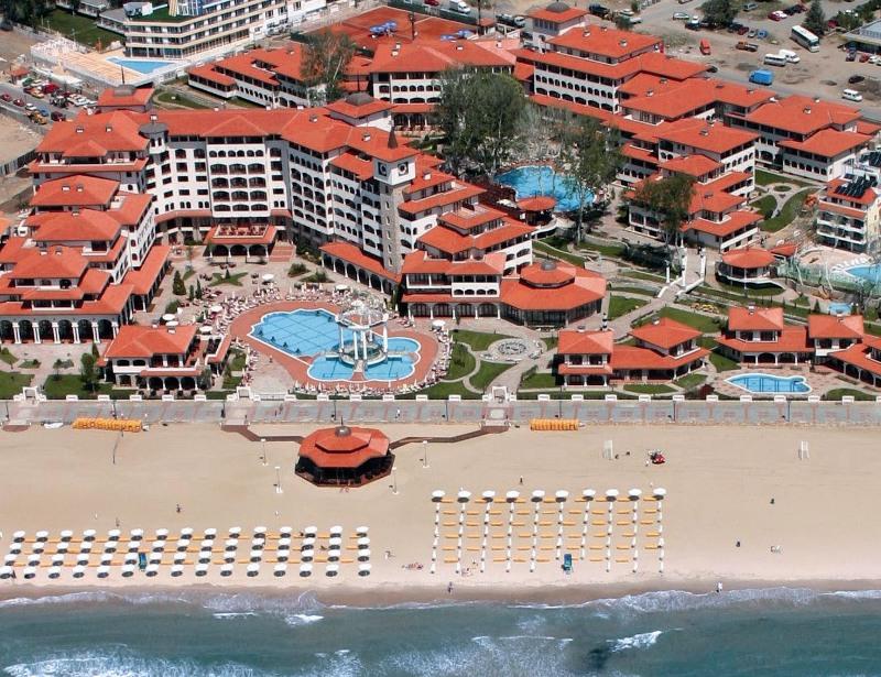 Hotel Helena Park Sunny Beach Bulgarien