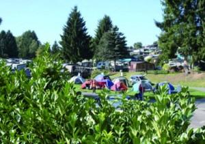 Seeblick Camping