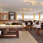 Speisesaal - Hotel Graf Waldersee