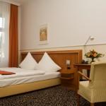 Zimmer - Strandhotel Hohenzollern