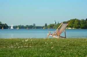 Strandbad Maschsee Hannover - Foto