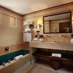 Hôtel Saint Amour La Tartane - Badezimmer