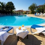 Hôtel Soleil de Saint-Tropez - Schwimmbad