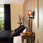 Hotel De La Fossette - Zimmer