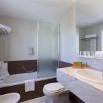 Hotel Menorca Patricia - Badezimmer