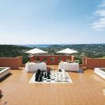 Amarante Golf Plaza - Terasse