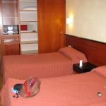 Billige Zimmer im 4 Sterne Hotel