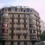 Barcelona házak