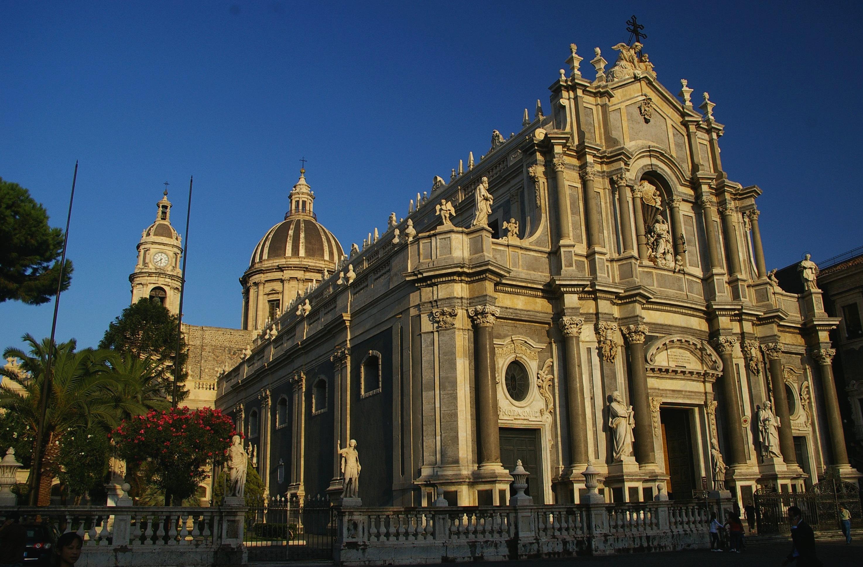 Catania Sehensw 252 Rdigkeiten Und Fotos Bilder Von Attraktionen