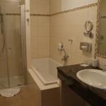 Der Kaiserhof - Badezimmer