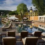 Falkensteiner Schlosshotel Velden - Terasse
