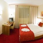 Hotel Famulus Gyor Zimmer