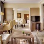 Hotel Halm Konstanz - Wohnzimmer