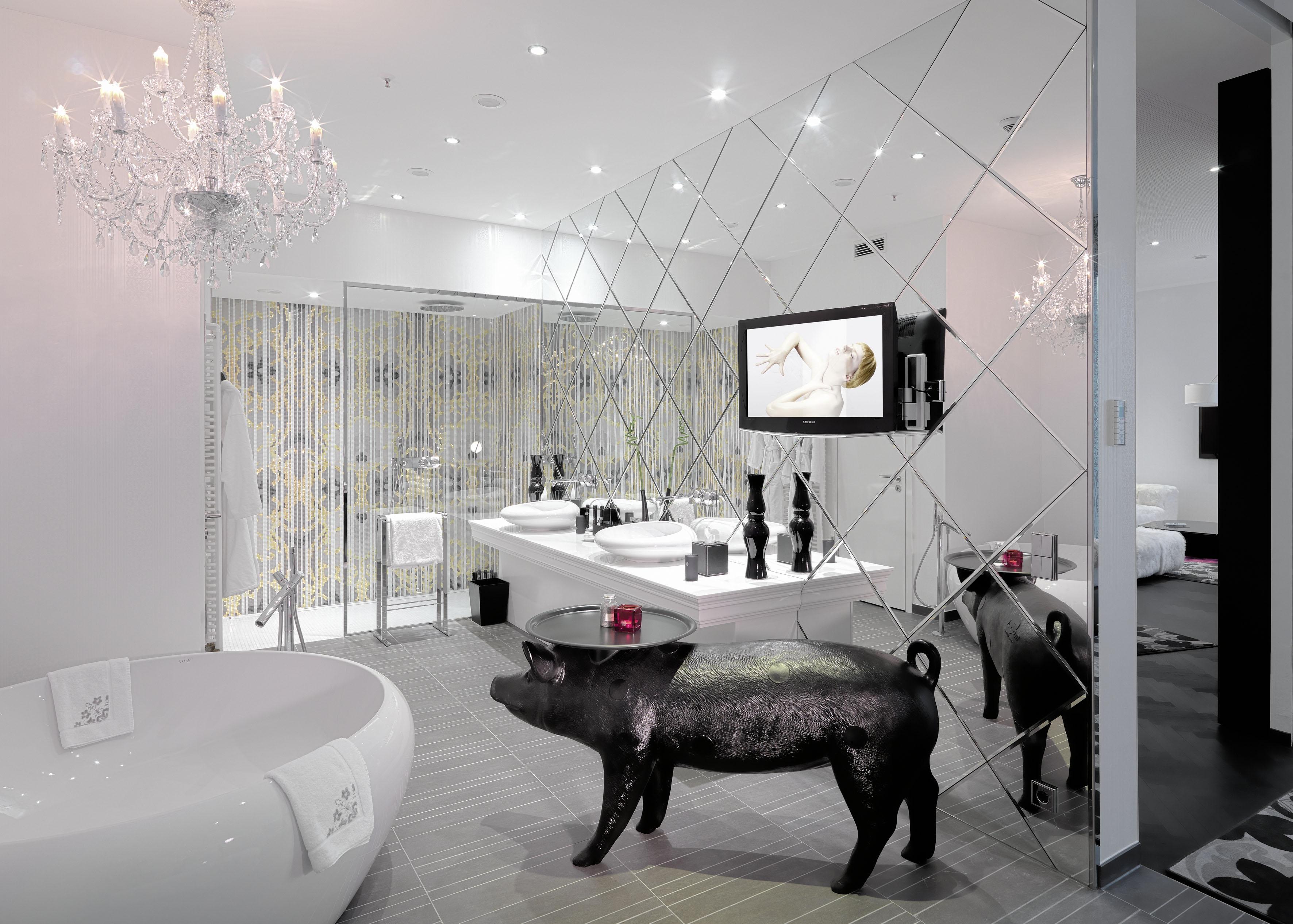 Kameha Grand Bonn - Badezimmer - Unterkunft & Reisetipps ...