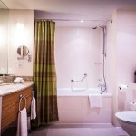 London Marriott Hotel West India Quay - Badezimmer