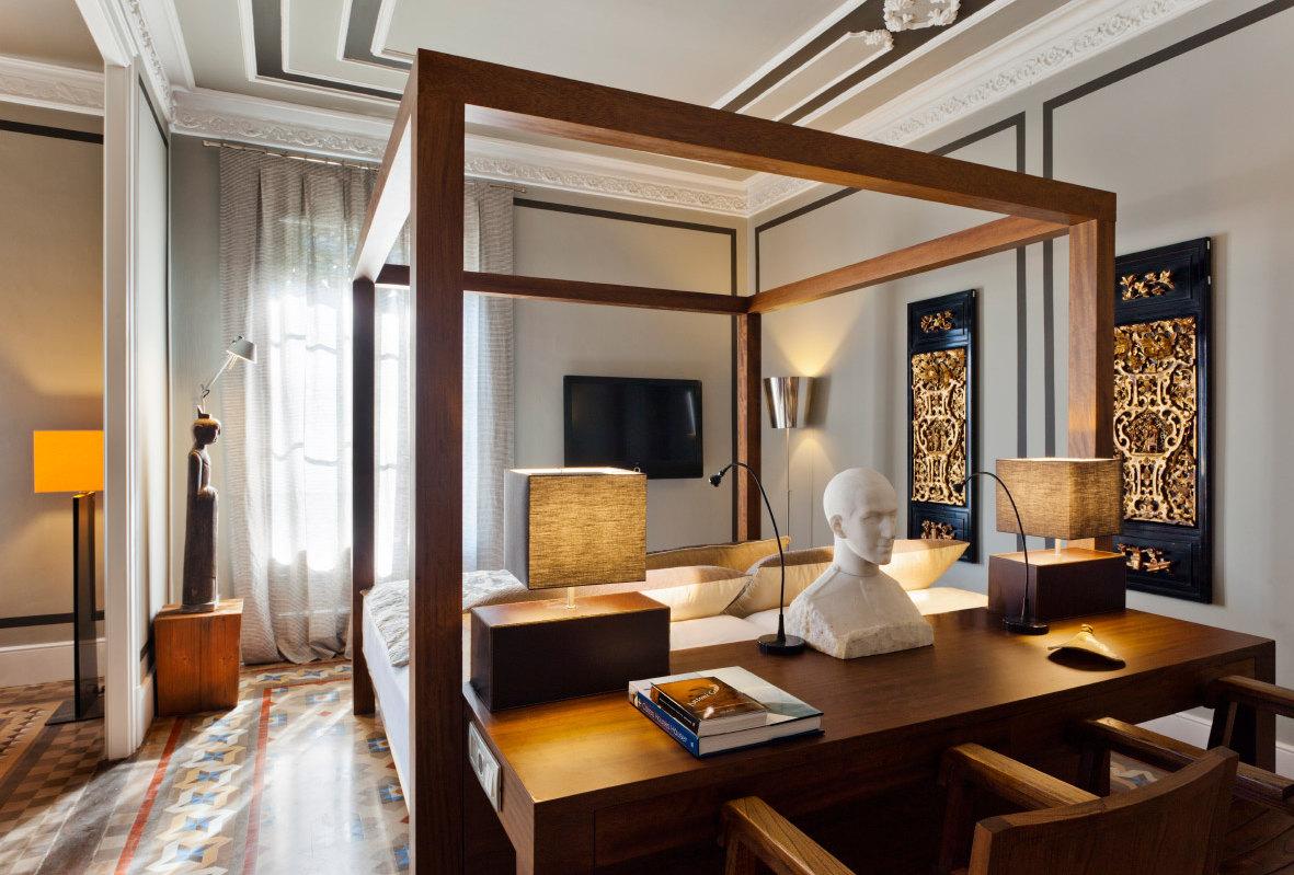 Barcelona hotelreservierung online guide umgebung for Barcelona apartment
