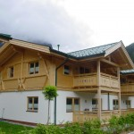 Nature Resort Luxuswohnung