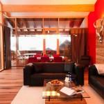 Parkhotel Frank - Wohnzimmer