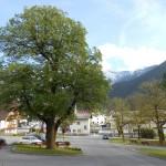 Umhausen Parkplatz