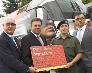 VORTEILScard 26 Österreichs Bundesheer