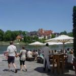 Wurst an der Donau
