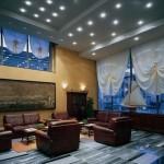 Grand Hotel Bonavia - Wohnzimmer