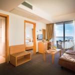 Hotel Maestral - Wohnzimmer