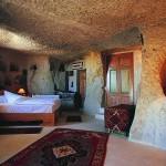 MUSEUM HOTEL CAPPADOCIA Cave Zimmer