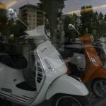 Mailand Vespa